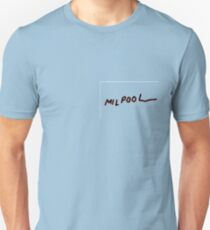 Milpool - The Simpsons - Red T-Shirt