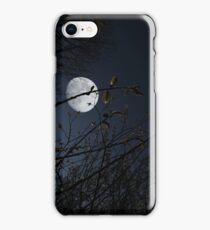 NO FULLMOON iPhone Case/Skin