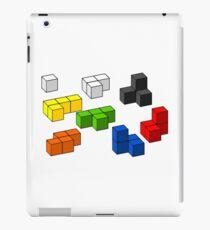 Tetris Blocks Design iPad Case/Skin