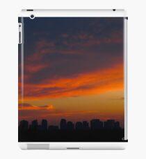 Cloud volume iPad Case/Skin
