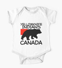 YELLOWKNIFE INDIANS Kids Clothes