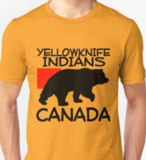 YELLOWKNIFE INDIANS T-Shirt