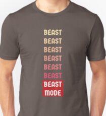 BEAST MODE CASCADE Unisex T-Shirt