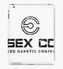 Essex Corp iPad Case/Skin