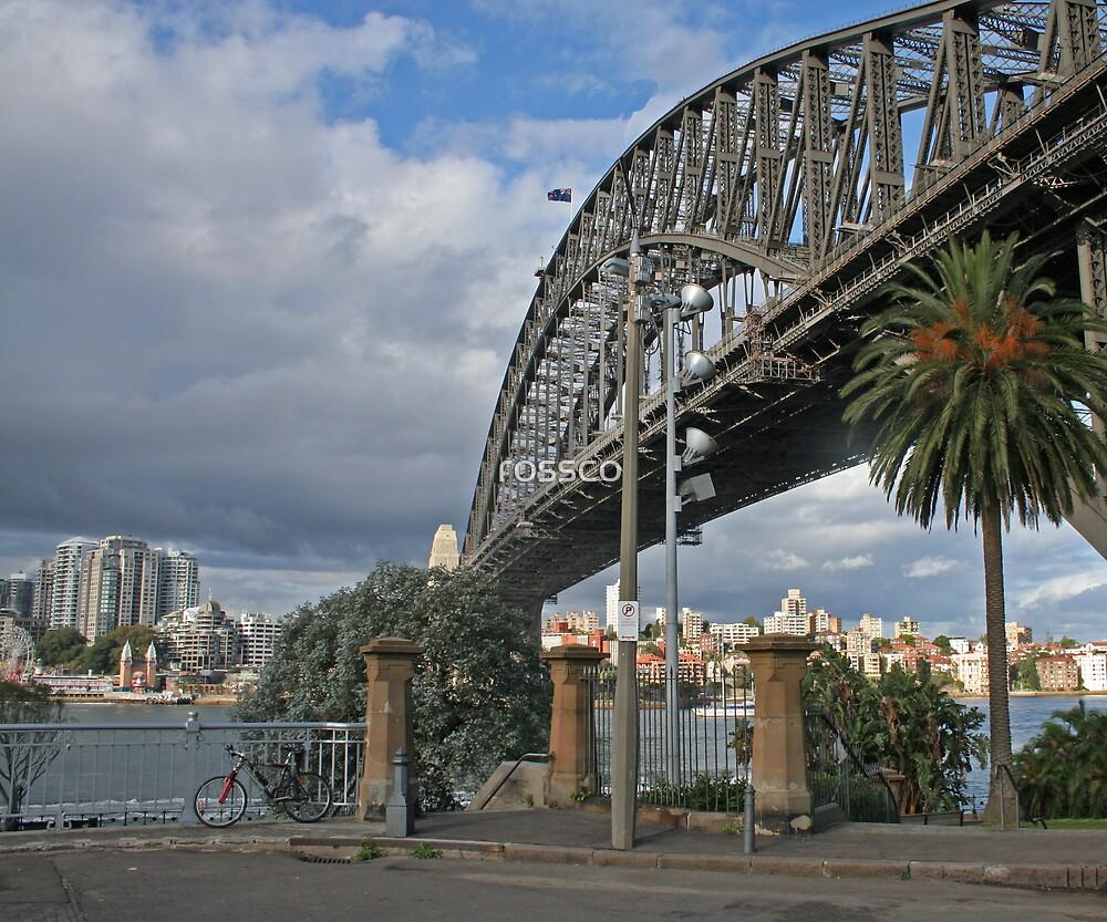 The Bridge by rossco