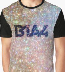 B1A4 - Glitter Logo Graphic T-Shirt