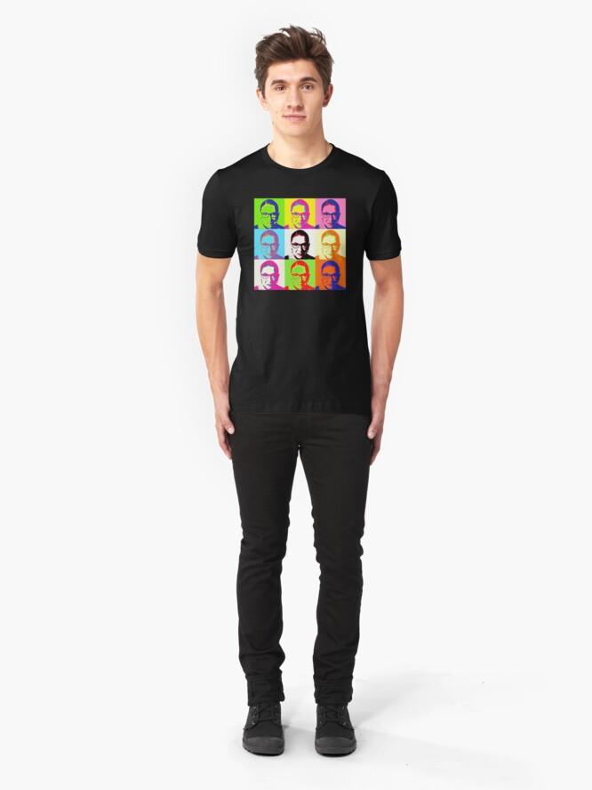 Alternate view of RBG Superstar Slim Fit T-Shirt
