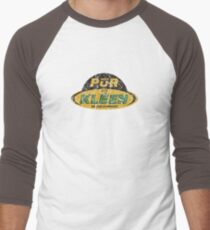 Pur N Kleen Men's Baseball ¾ T-Shirt