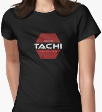 Tachi Women's Fitted T-Shirt