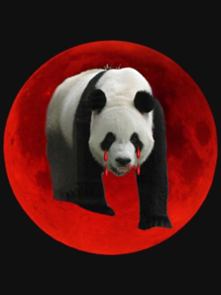 panda by cheywings