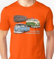 IT'S A BUS THING Unisex T-Shirt