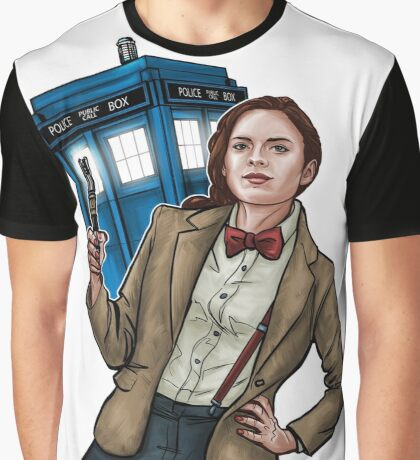 Doctor Carter Graphic T-Shirt