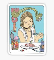 MYSTERY MEAT Sticker