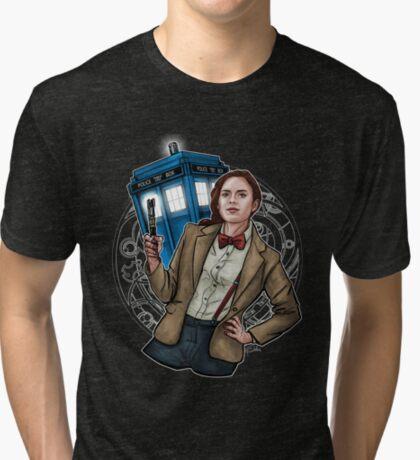 Doctor Carter Tri-blend T-Shirt