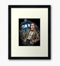 Doctor Carter Framed Print