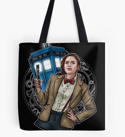 Doctor Carter Tote Bag
