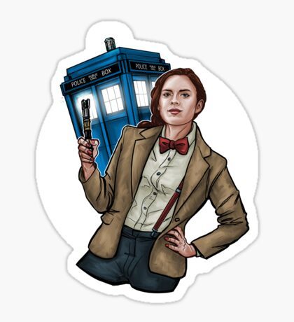 Doctor Carter Sticker