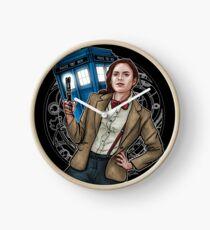 Doctor Carter Clock