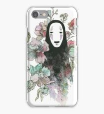sin rostro iPhone Case/Skin