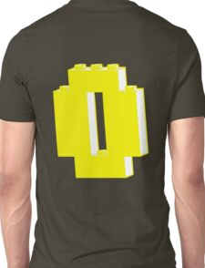 THE LETTER O, Customize My Minifig T-Shirt