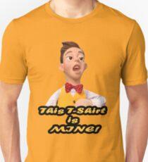I'm Stingy and It's MIIIIIIINE!! Unisex T-Shirt