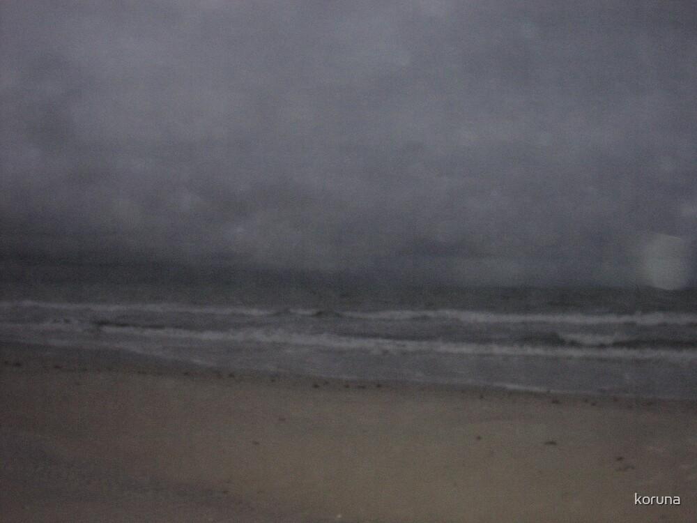 beach cloud by koruna