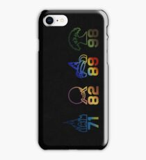 Four Parks Tribute iPhone Case/Skin