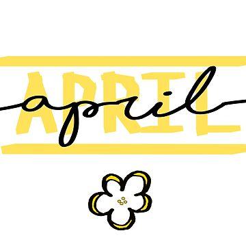 Hi April by habi8