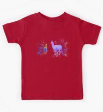 Llamas Kids Clothes