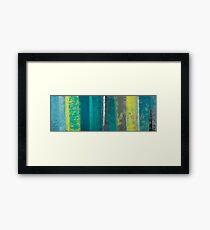 Spring Ribbon Framed Print