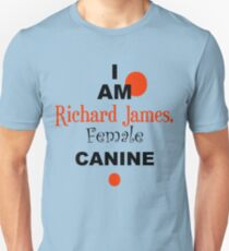I Am Richard James T-Shirt