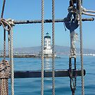 San Pedro Lighthouse by laughingoak