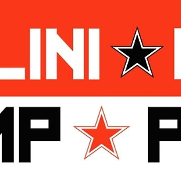 Mussolini Hitler and Trump Putin Bumper Sticker by partyfarty