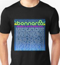 BONNAROO 2017 FESTIVAL LINEUP LEMATA Unisex T-Shirt