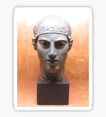 Museum Bust Sticker