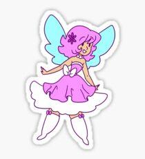 Cute Little Fairy Girl Sticker