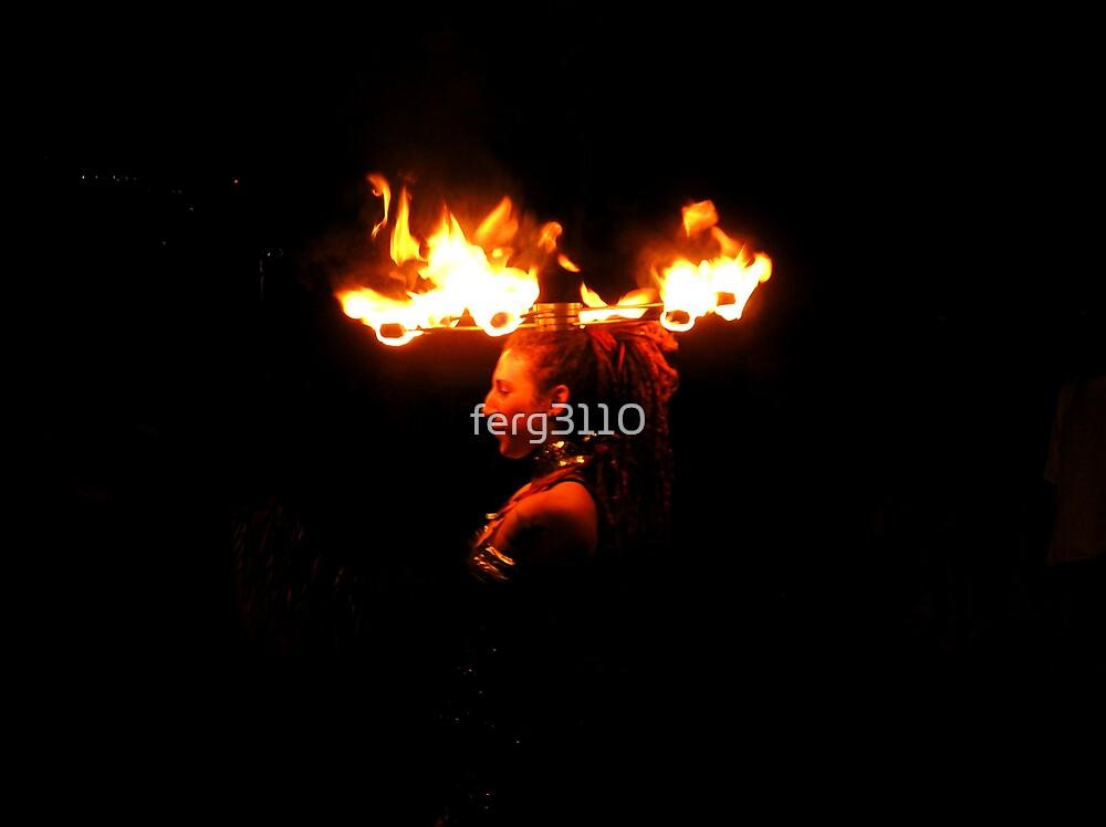 head on fire by ferg3110