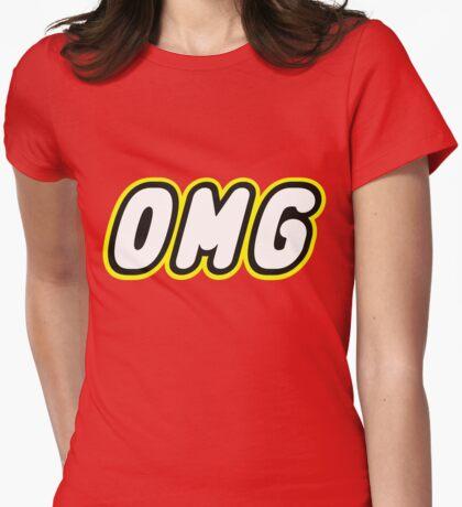 OMG, Customize My Minifig T-Shirt