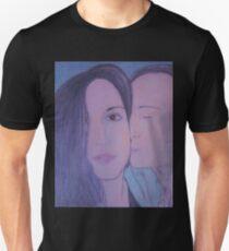 Kissing Beautiful Unisex T-Shirt