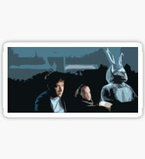 Donnie Darko Cinema - 2017 (shards) Sticker
