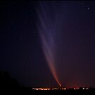 McNaught comet by Federico Colalongo