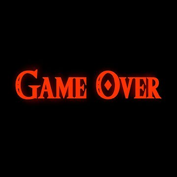 Game Over of the Wild by BlitzPlum