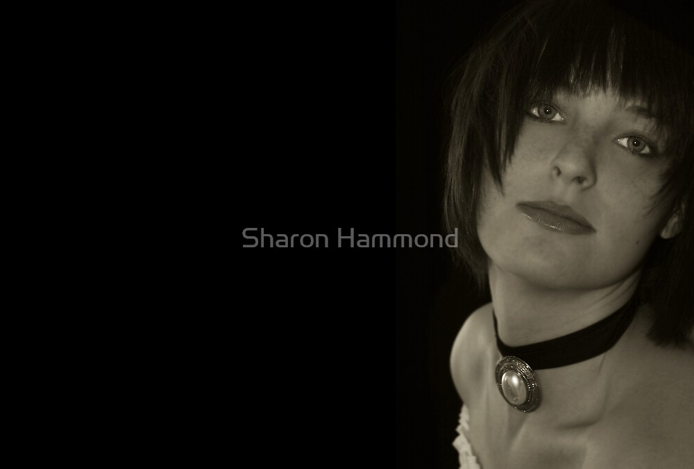 That's The First Time We've Seen Your Big Eyes by Sharon Hammond