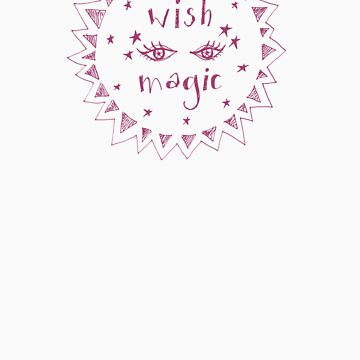 """""""Wish...see magic"""" by YourMantras"""