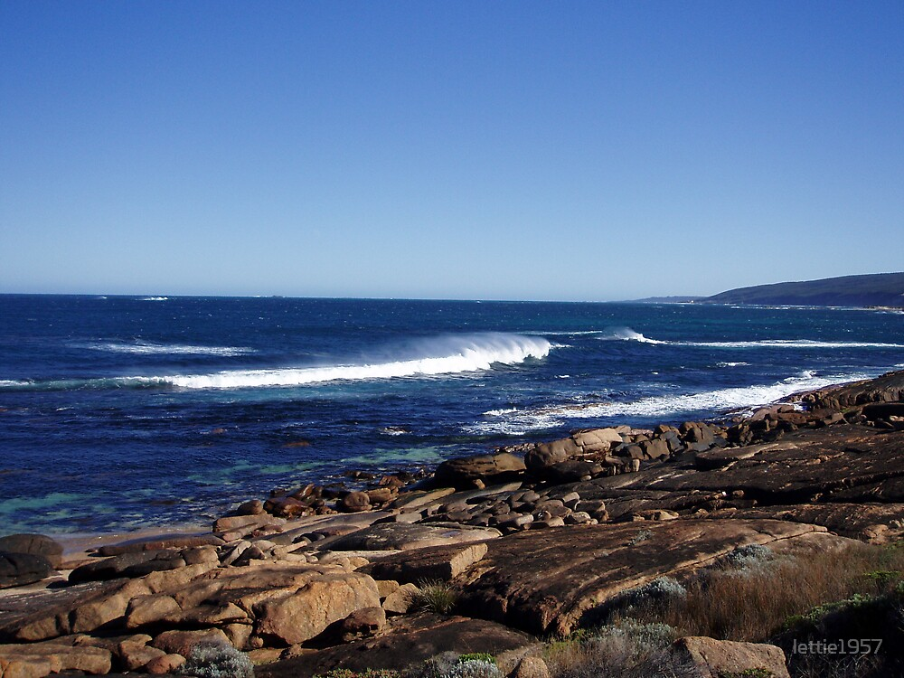 Indian Ocean - SW Australia  by lettie1957