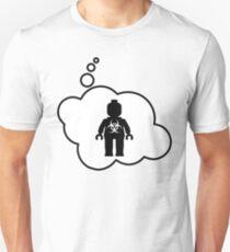 Radioactive Minifig Master, Bubble-Tees.com T-Shirt