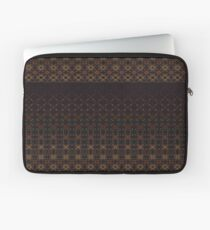 Tiered Pattern by Julie Everhart Laptop Sleeve