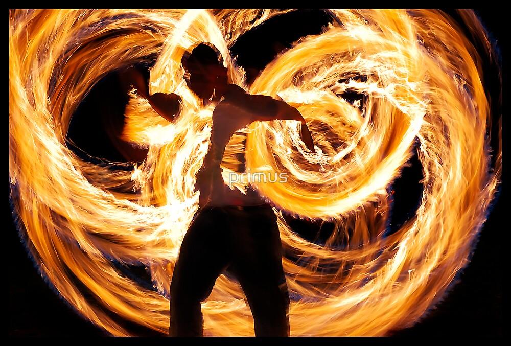 Firestarter by primus