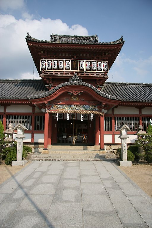 Temple 30 - Zenrakuji (善楽寺) Kōchi  by Trishy