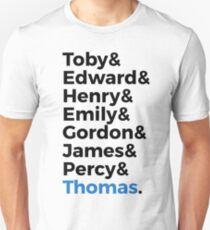 Thomas Name Shirt Unisex T-Shirt